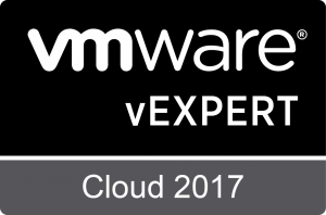 vExpert Cloud Announcement!